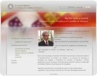 sg pcm gov pt thumbnail; sg pcm gov pt; thumbnail; Secretaria Geral Presidência Concelho de Ministros