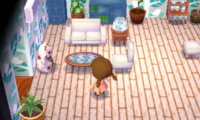 got lots of alpine furniture and minimalist furniture in there i