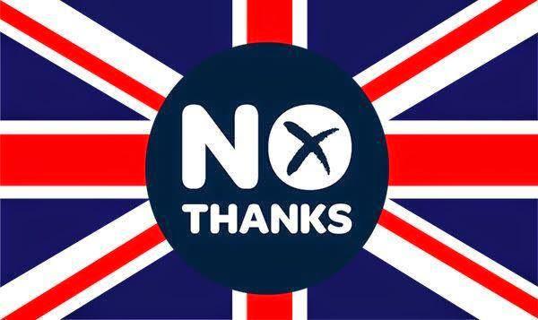 No a Escocia independiente