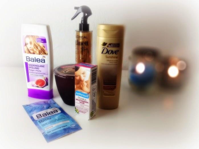 dm haul Balea, Dove, L'oreal, Profissimo. Dm Drogerie Einkauf mit Beauty, Pflegeartikeln und Lifestyle Home Produkten