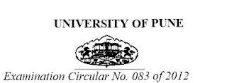 Pune University 2013 Timetable