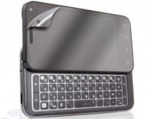 Samsung Punya Android Slide-Out QWERTY