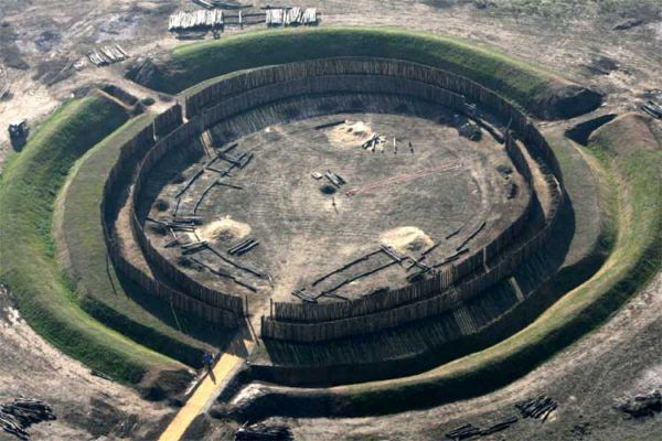 diaforetiko.gr : goseck circle 10 αρχαιολογικά μνημεία που καλύπτονται από πέπλο μυστηρίου…