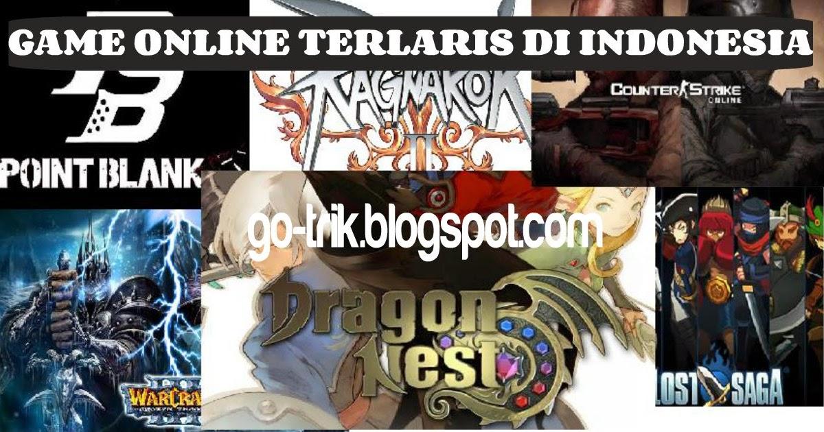 game terkenal game online terlaris di indonesia penasaran