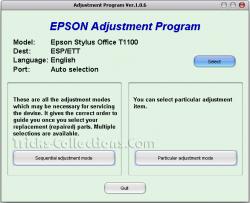 {focus_keyword} Download Resetter Epson TX121, T13, T1100 Epson T1100 Resetter