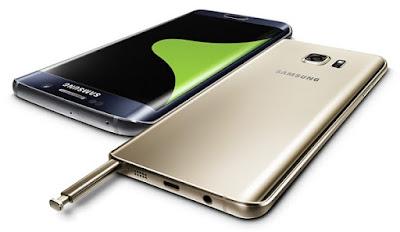 Spesifikasi Dan Keunggulan Samsung Galaxy Note 5