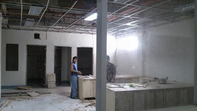 The modern hospital's laboratory in Consolacion