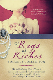 Of Rags to Riches Book Tour