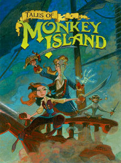 Tales of Monkey Island Free game