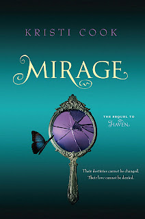 Cover Reveal: Mirage by Kristi Cook
