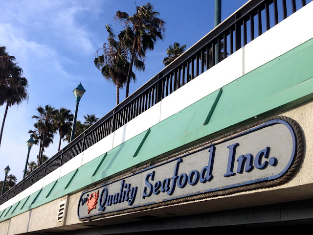 Quality Seafood Inc, LA - Los Angeles, California - travel blogger
