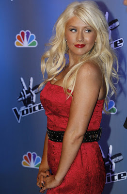 Christina Aguilera Not Fired From The Voice