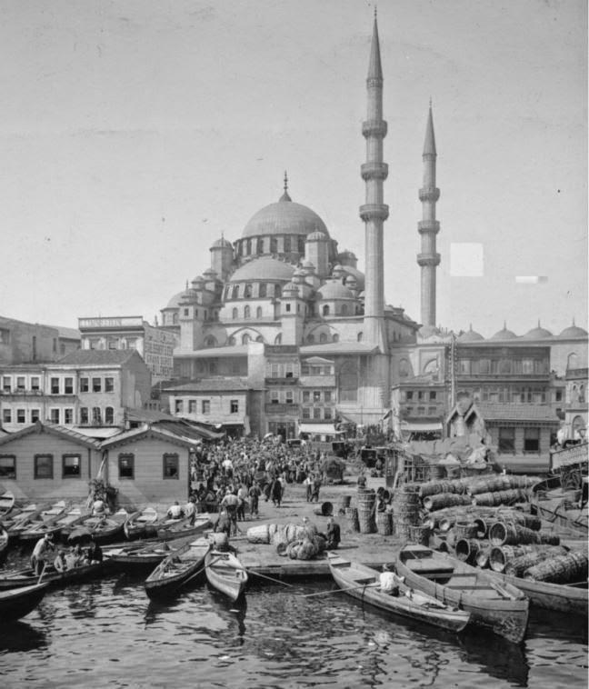 Gambar Rare Zaman Gemilang Empayar Uthmaniah