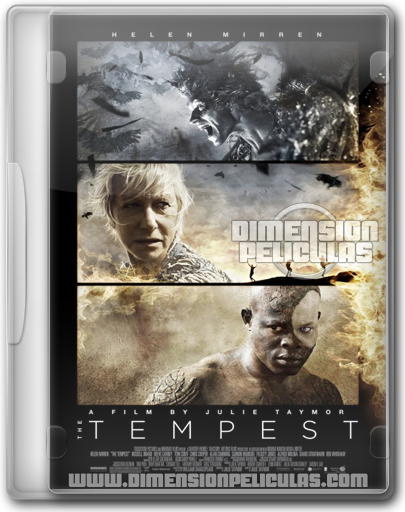 The Tempest (BRRip Inglés Subtitulado) (2011)