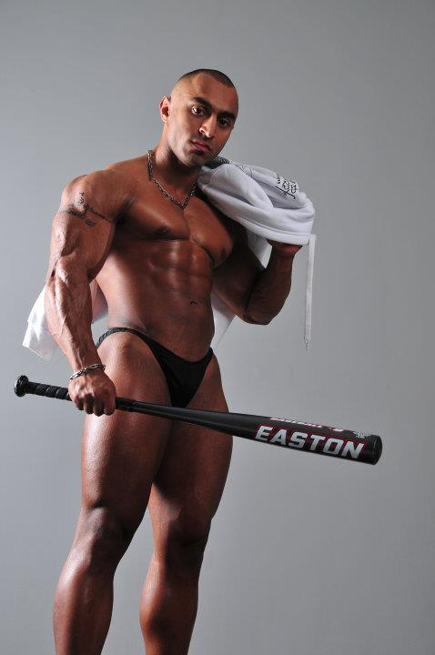 muscle boy: