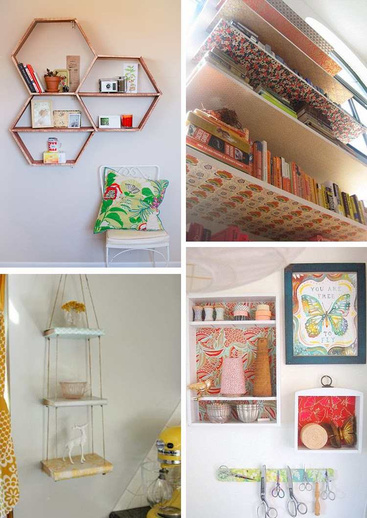 diy monday shelves ohoh blog diy and crafts