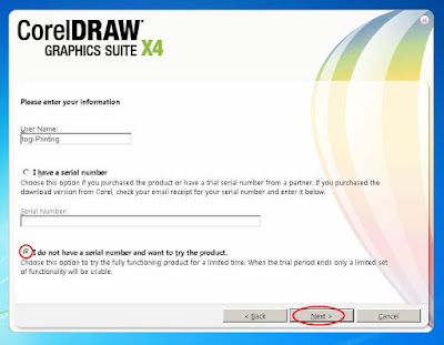 corel graphics suite x4 serial key