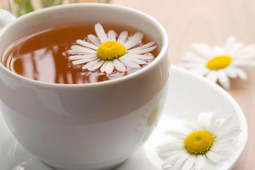 Chamomile tea induces sleep