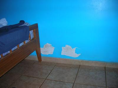 Descorches pintura Pop Hostel Garden, Puerto de Iguazú, Argentina, vuelta al mundo, round the world, La vuelta al mundo de Asun y Ricardo