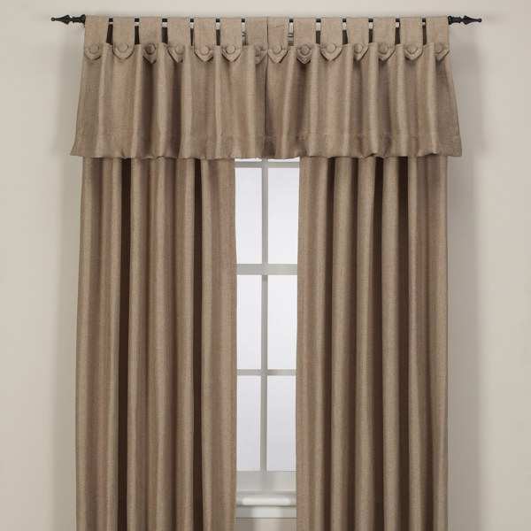Contemporary Window Treatments Panels 2011