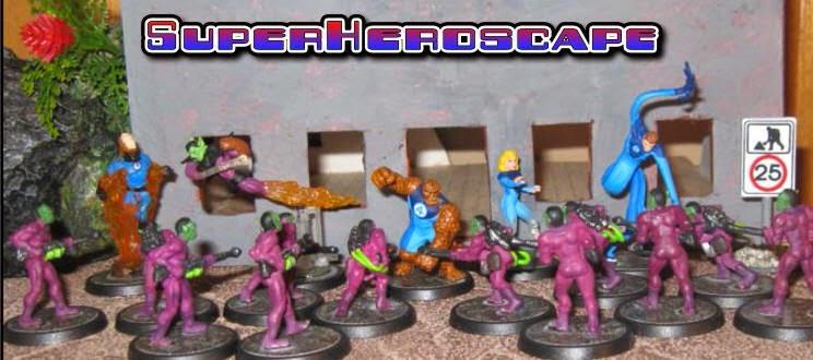 SuperHeroscape
