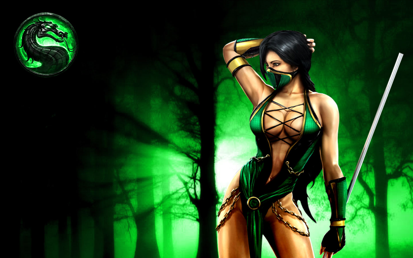 Mortal kombat HD & Widescreen Wallpaper 0.663411368307124
