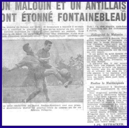 C.A.Montreuil/Rennes, Coupe de France