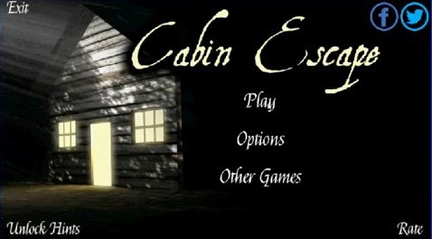 Cabin Escape Alice's Story Walkthrough.