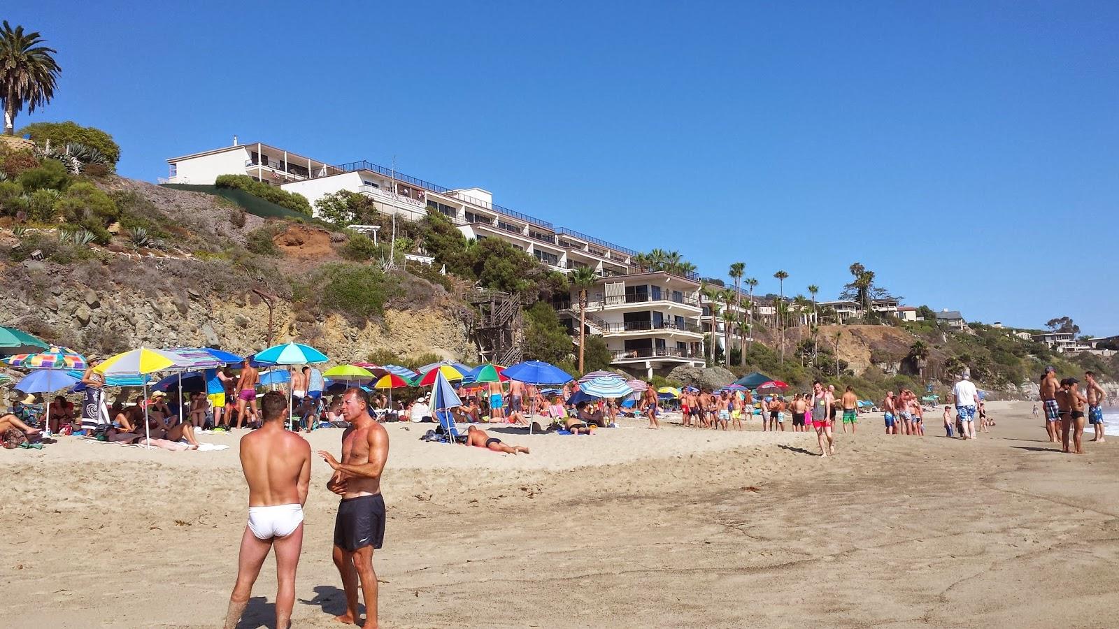 My very own Pensieve.: West street gay beach at Laguna Beach