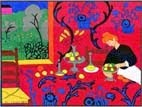 Matisse Red Room Mural $5