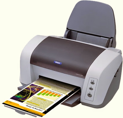 Download Epson Stylus C82 Ink Jet printer driver & installed guide