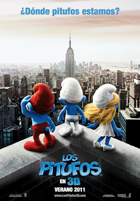 Los Pitufos (The Smurfs) [2011] [Dvd5-Ntsc] [Aud &#038; Sub. Ing-Esp Lat-Fra]