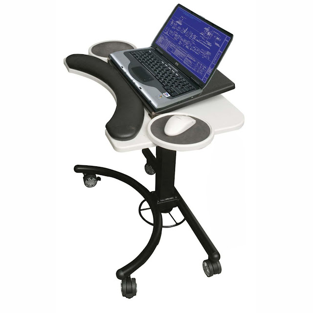 Safco laptop stand
