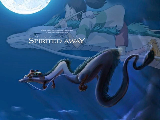 Futatabi Reprise Spirited Away OST Joe Hisaishi