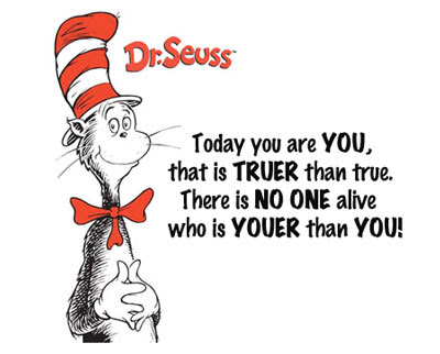 Doctor seuss quotes