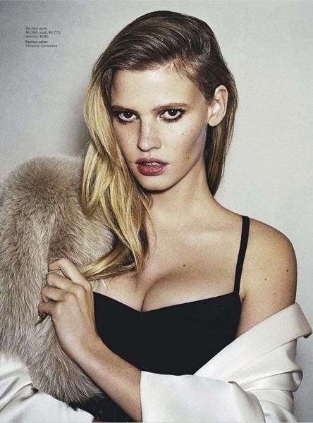 model cantik dunia - lensaglobe.blogspot.com
