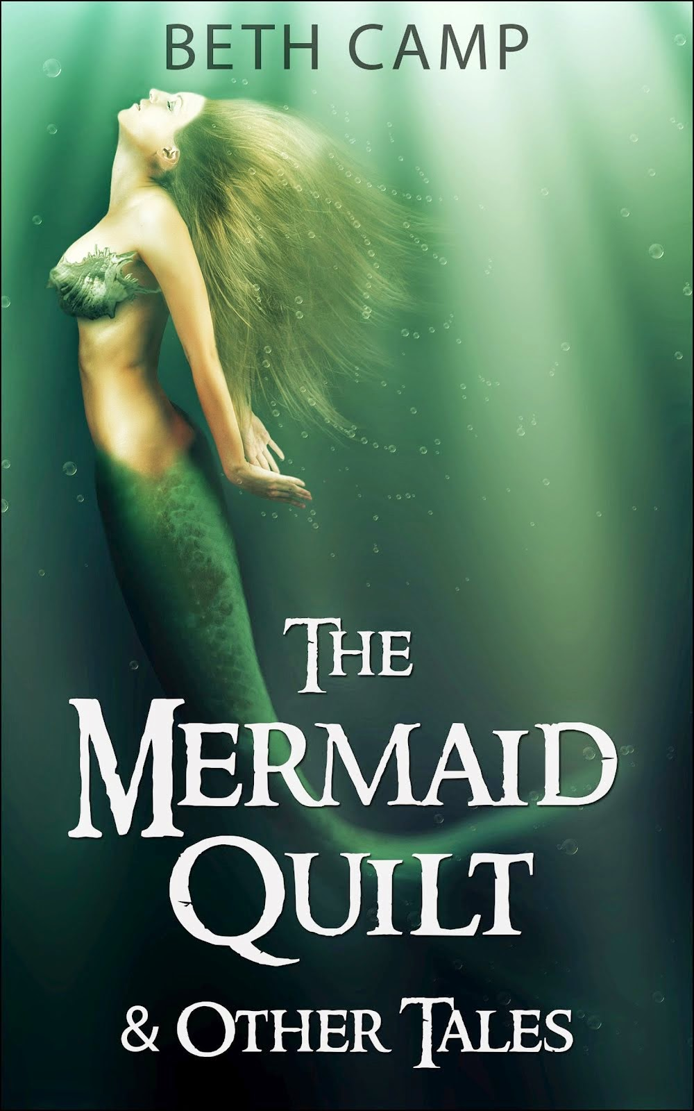 Mermaids and myths: short stories and poems for your reading pleasure