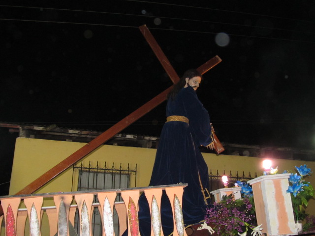 Friday night processionals for Lent