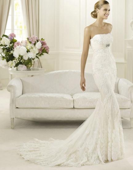 Pronovias Wedding Dresses 2013 2014Pronovias Presents The 2014 Fall Winter Collection