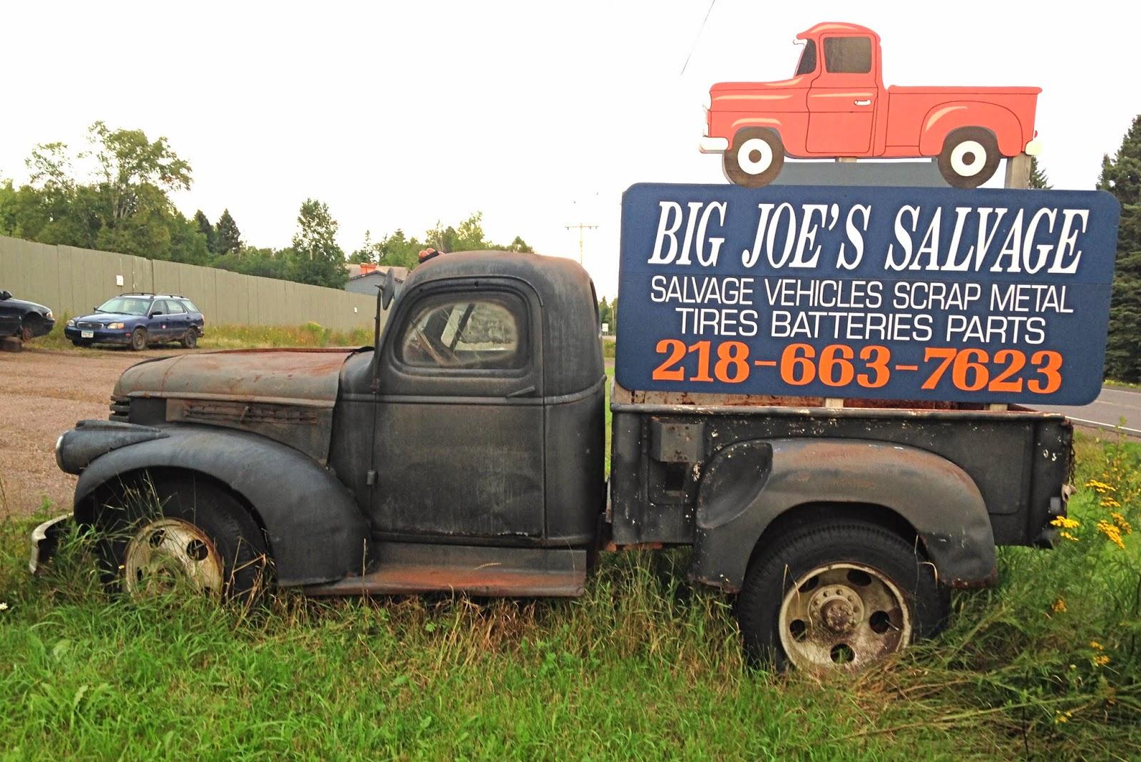 Autoliterate 1941 Chevrolet 3 4 Ton Big Joes Salvagetofte Minnesota Chevy Station Wagon