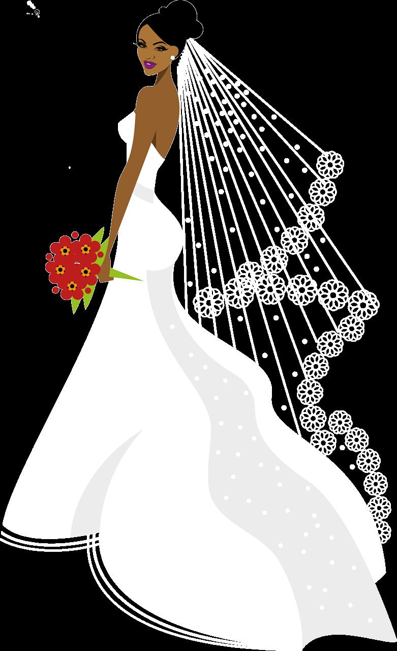 dibujos de vestidos de novia