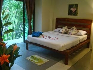 Khao Sok Green Valley Resort, guest room