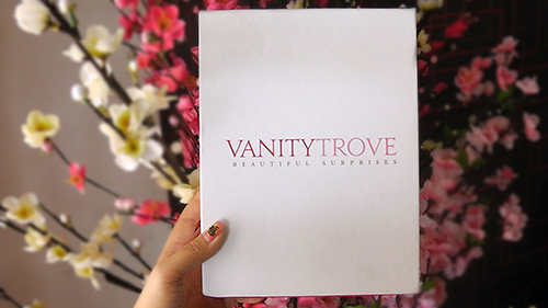 Picture of Beauty Box: Vanity Trove