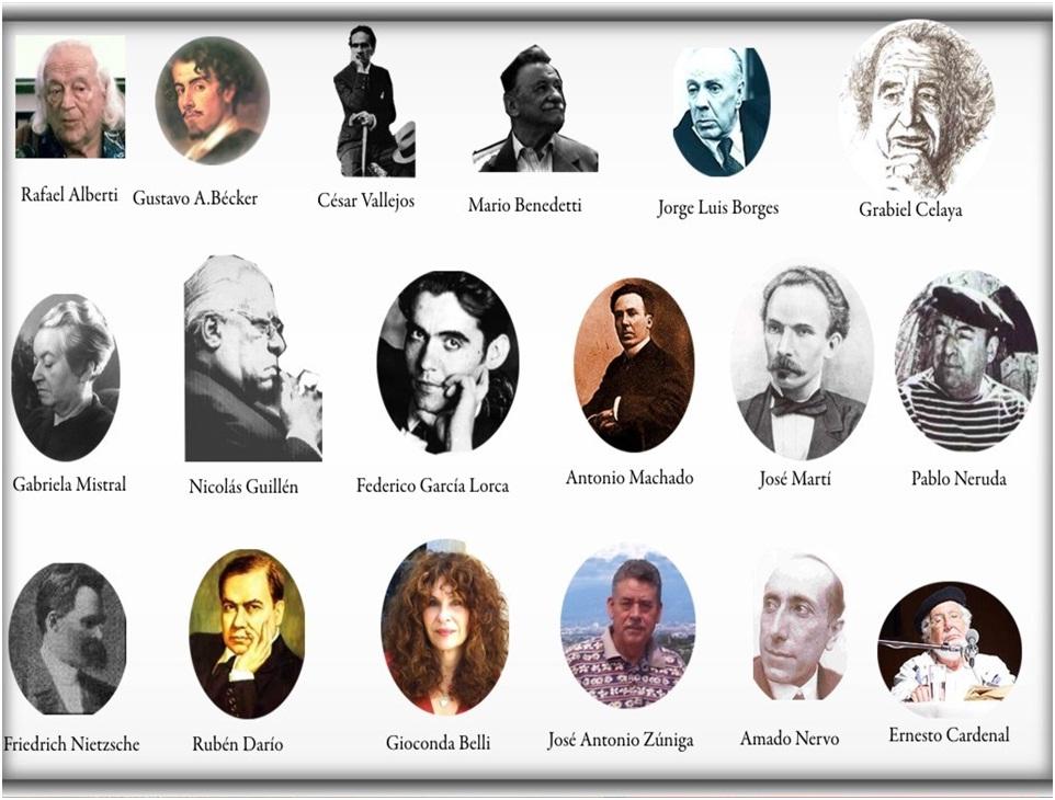 Para: Todos los Poetas del mundo