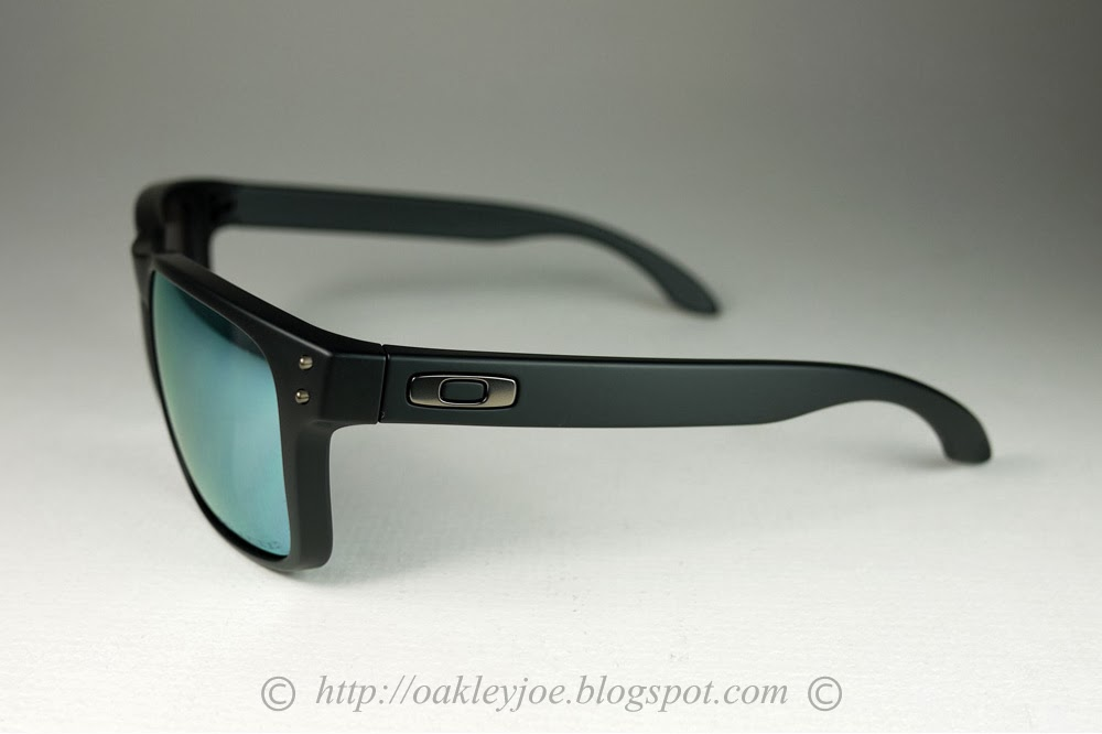 oakley holbrook matte black black iridium