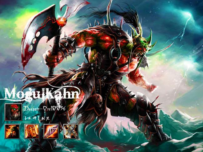 dota guide indonesia mogul khan the axe