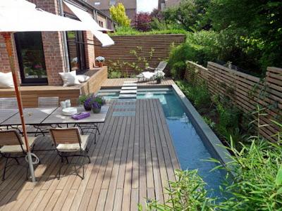 Blog de muebles jard n dise o de piscina minimalista para for Pequenas piscinas en terrazas