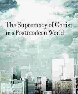 Supremacy of Christ