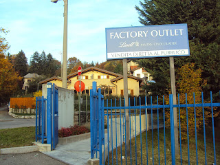 Lindt Factory Outlet Varese