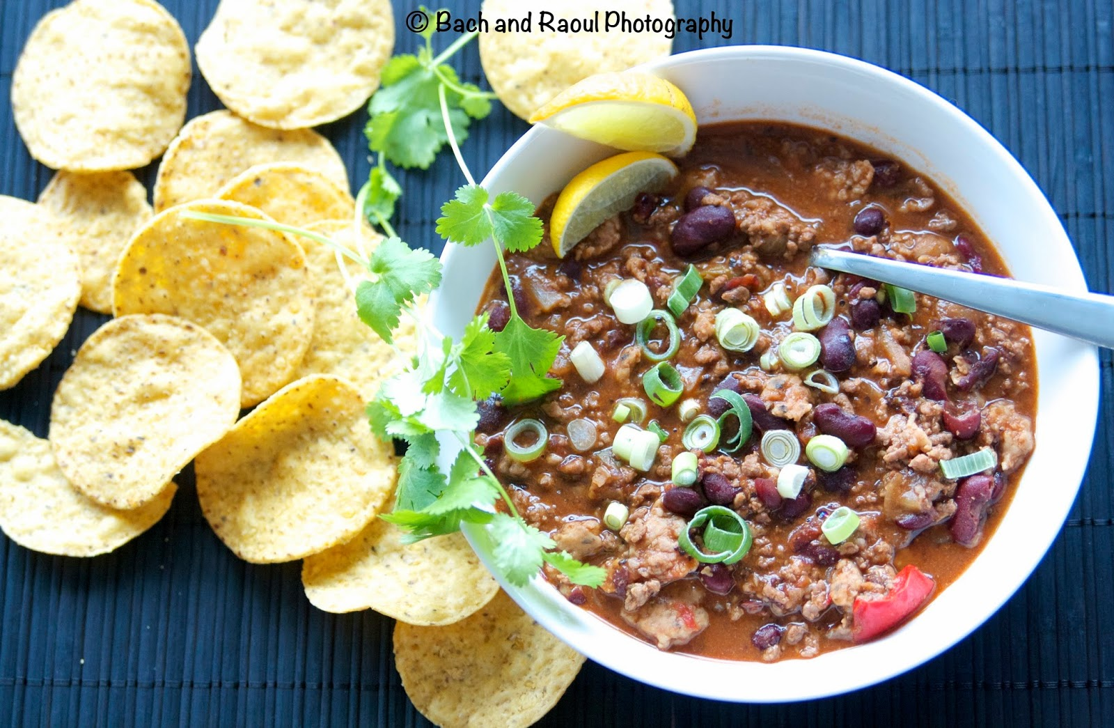 Game Night Beer Chili